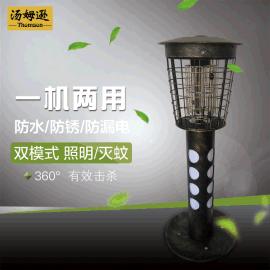 汤姆逊TMX-SD-2305双光频振式户外灭蚊灯24W5500V 防水防导电 别墅专用