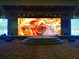 迪博威p4LED显示屏 广告屏 室内P4全彩舞台租赁屏