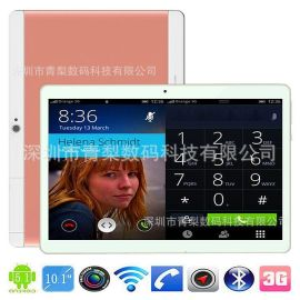 手機免提通話10寸平板電腦、10.1 inch Tablet PC 雙卡雙待3G上網