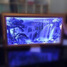 北京海华内雕玻璃厂家