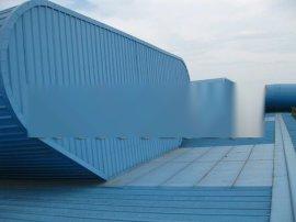 DWT-I-6#型玻璃钢屋顶轴流通风器