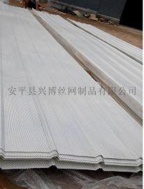 环保镀铝锌穿孔吸音板 彩钢镀铝锌打孔隔音幕墙