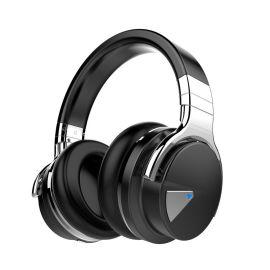 咔哟E7主动降噪包耳式蓝牙耳机