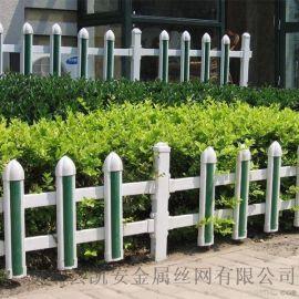 绿色塑料围栏|花坛护栏|建筑护栏| 小区围栏