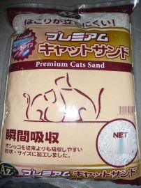 日本条柱状猫砂(条状型)cat litter