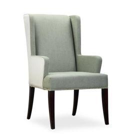 扶手休闲椅 创意简约样板间会客沙发椅子 轻奢风后现代沙发