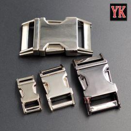 裕暟工廠批發10mm 15mm 20mm 25mm金屬插扣
