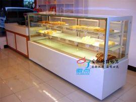 直角蛋糕柜,日式蛋糕展示柜,方形蛋糕保鲜柜