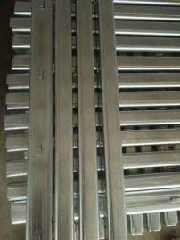 厂家直销刺绳立柱镀锌圆管立柱复合立柱
