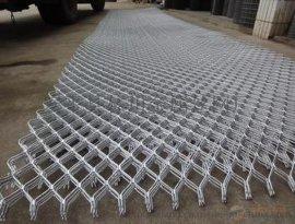 拓通60*60mm铝制防盗网 铝网围栏 铝美格网