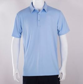 运动男装T恤POLO衫 高尔夫服装定制 运动时尚风男装 logo定制设计