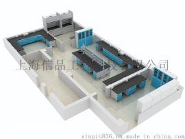 实验室布局规划中如何选择实验室家具
