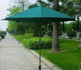 户外铝合金遮阳伞 户外优质罗马伞厂家 户外木中柱伞报价