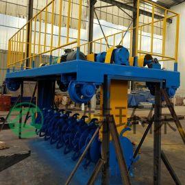 志特ZTFP-4000有机肥设备翻抛机,槽式翻堆机