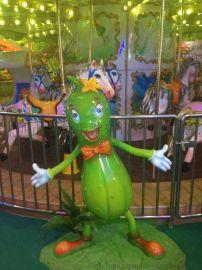 儿童主题乐园装饰,儿童职业体验馆装饰设计,游乐场景观艺术设计