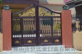 伊比亚A-022铝艺庭院门