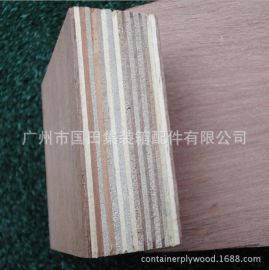 广东 集装箱用夹板 货柜底板用夹板 车厢专用夹板