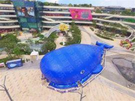 神童最新充气包产品鲸鱼王子乐园火爆室外广场充气城堡
