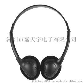 工厂直销话务员头戴式耳机 PC电脑耳机网吧耳机