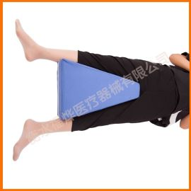医用梯形手术垫髌关节垫海绵下肢垫厂家