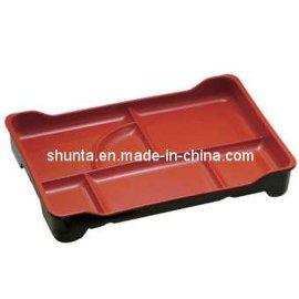 日式定食密胺多格餐盘(密胺/科学瓷)shuntaB08