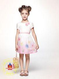 【红黄蓝】品牌时尚衬衫童装折扣库存尾货,童装一手货源