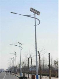 7米45W太阳能路灯