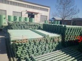 玻璃钢缠绕电缆管厂家直销 新疆玻璃钢缠绕管道直销
