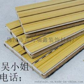 防火槽木吸音板/槽孔吸音板厂家