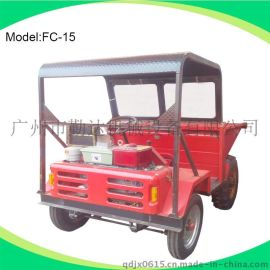 FC-15煤矿柴油翻斗车 混凝土机械翻斗车,建筑工地使用翻斗车