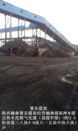 陕西榆林千树塔煤矿出售煤炭水洗面煤