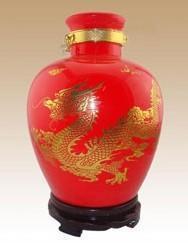 景德镇陶瓷酒坛订做批发