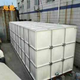 玻璃钢水箱生产厂家玻璃钢生活保温水箱