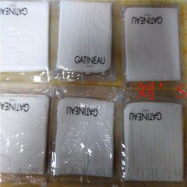 独家工艺生产供应压纹路PVA洁面美容绵巾可定制品牌logo