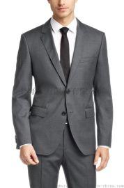 定制男款西服 工作服西裝  職業裝西服加工