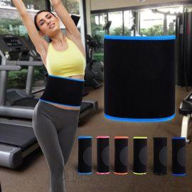 健身腰帶燃脂運動護腰帶彈力束身運動塑身腰帶男女 亞馬遜熱銷