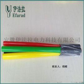 三芯电缆终端 1kv三芯电缆头 热缩电缆终端头