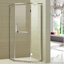 鼎派衛浴 DIYPASS BF-0218 304不鏽鋼鑽石淋浴房