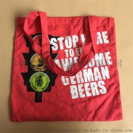 8安全棉帆布手提購物袋
