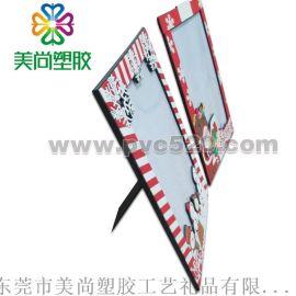 pvc塑胶相框 广告相架 专业定制软胶相架