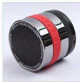 無線鏡頭藍牙音箱 旋轉低音炮 插卡音箱 彩色音響 免提S10 鋼炮