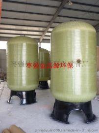 供应新疆哈密玻璃钢软水罐