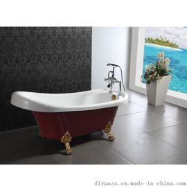鼎派卫浴DIYPASS BX-018 亚克力休闲浴缸