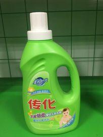傳化500g天然倍柔洗衣液,嬰兒倍柔洗衣液