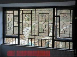 户外窗户装饰铝窗花-户外镂空冲孔铝窗花装饰