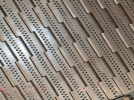 造纸厂链板网带 定做造纸厂用网带 热销链板网带
