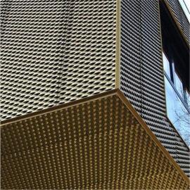 汇金网业推荐定制款铝板幕墙网