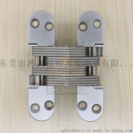 厂家供应 SOSS铰链 十字暗铰链  折叠铰链 锌合金暗藏铰链