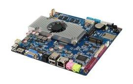 D2550,17*17cm凌動ATOM D2550主板/板載2G記憶體工控主板/深圳派勤工控TOP2550主板