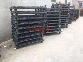 折叠式仓储笼 带轮仓库笼 移动式横梁式仓储笼